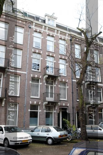 photo: house/residence of gracious friendly charming  1.5 million earning Amsterdam, The Netherlands-resident