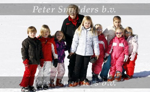 kinderen prinses beatrix