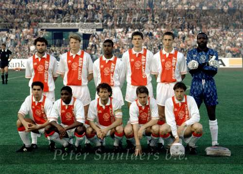 Sezona 1992/93 (Champions League, UEFA Cup, Cup Winner's Cup) AJAX%20199201