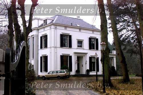 Linda De Mol house in